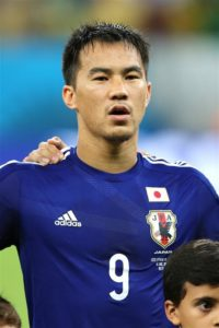 Japan take on Colombia