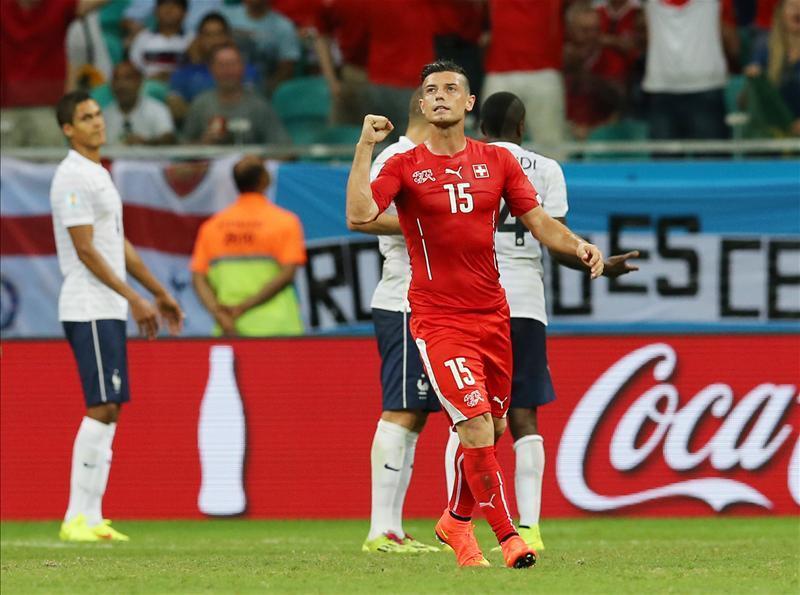 Switzerland 2-2 Costa Rica