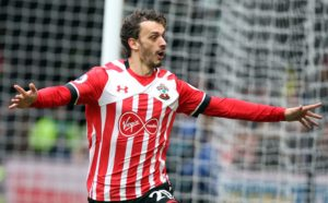 Manolo Gabbiadini happy at Saints