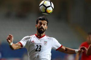 Morocco v Iran