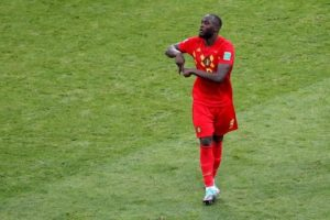 Belgium Romelu Lukaku