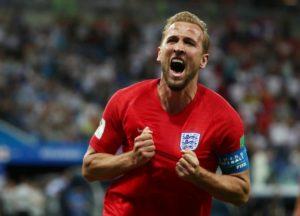 England 6-1 Panama Harry Kane