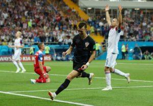 Iceland 1-2 Croatia