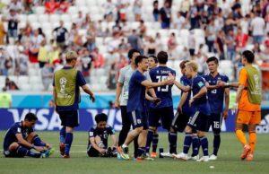Japan 0-1 Poland