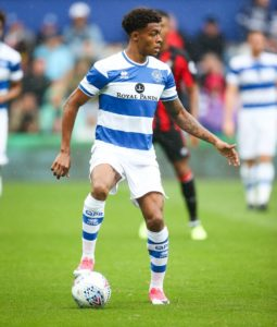 QPR defender Darnell Furlong will be sidelined for three months with a knee injury.