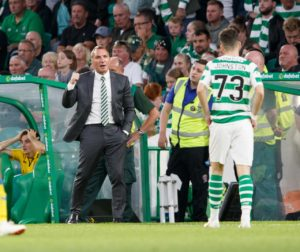 Celtic boss Brendan Rodgers has some defensive concerns ahead of next week's Champions League second-round qualifying clash against Rosenborg.