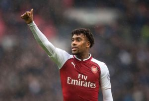 Arsenal could be ready to cash in on Alex Iwobi this summer if a club come in and offer £22million for the versatile attacker.