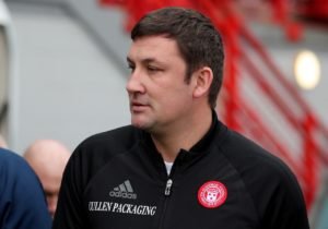 Martin Canning admits he still has work to do to make his Hamilton side competitive after a summer overhaul of the squad.