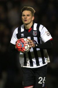 West Brom have signed Scunthorpe full-back Conor Townsend for an undisclosed fee.