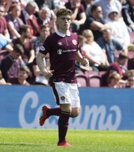 Hearts have moved two young players out on loan.