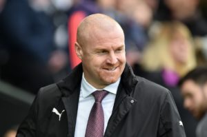 Sean Dyche claims the transfer market is 'tough' but he is not overly concerned about Burnley's lack of signings this summer.