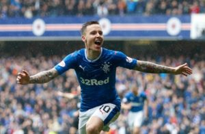 Swansea have signed Barrie McKay from Nottingham Forest for an undisclosed fee.