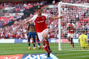 Rotherham captain Richard Wood has agreed a new contract with the club.