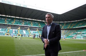 The Rosenborg squad have expressed serious opposition to the decision to sack their manager days before facing Celtic in the Champions League qualifiers.