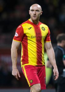 Conor Sammon is hoping to put down roots at Motherwell after completing his sixth loan move inside four years.