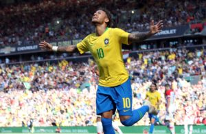 Paris Saint-Germain forward Neymar has played down speculation that has claimed he will join Real Madrid this summer.