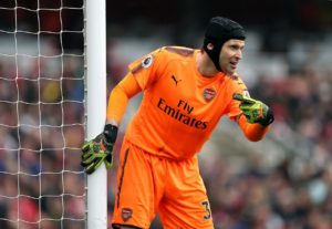 Petr Cech's agent has played down reports the Arsenal goalkeeper could leave this summer amid claims he's wanted by old club Chelsea.