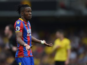 Crystal Palace's hopes of keeping Wilfried Zaha have been boosted by the news that Tottenham are targeting Jack Grealish instead.