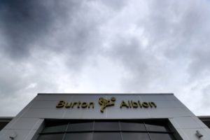 Burton have announced they will not be offering Tomas Egert a contract for the 2018-19 season.