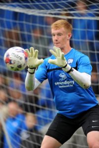Bradford have signed former Cardiff goalkeeper Ben Wilson on a free transfer.
