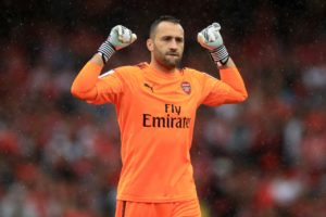 Reports claim Arsenal will allow Colombia international goalkeeper David Ospina to leave this summer.