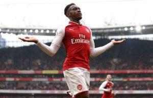 Arsenal exits Danny Welbeck