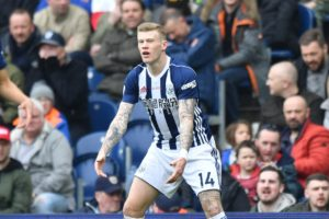 Stoke have signed winger James McClean from West Brom for an initial 5million.