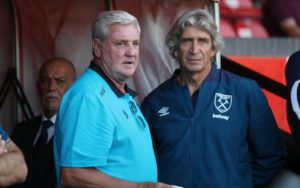Boss Steve Bruce insisted he was 'absolutely delighted' after Aston Villa confirmed he would remain as manager.