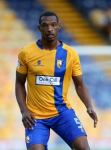 Mansfield have reported an allegation of racist abuse towards captain Krystian Pearce following the club's pre-season friendly against Sheffield Wednesday.