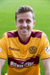 Motherwell boss Stephen Robinson has urged midfielder Elliot Frear to kick on and build on his promising start to the new season.