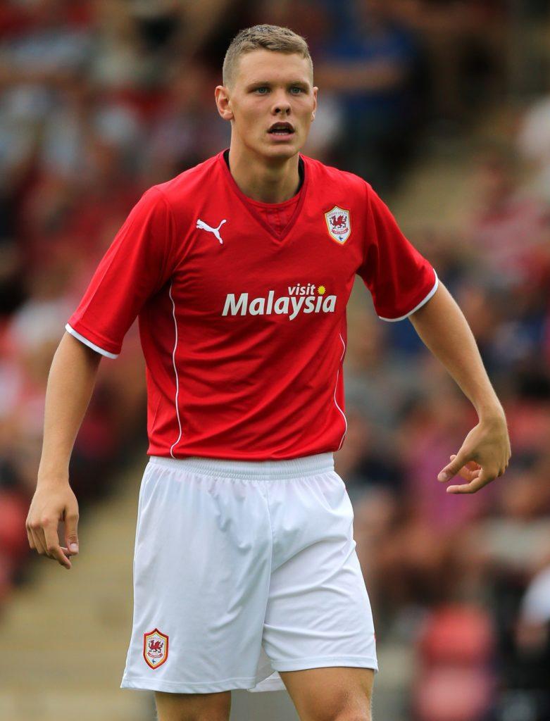 Stevenage have announced the signing of defender Ben Nugent.