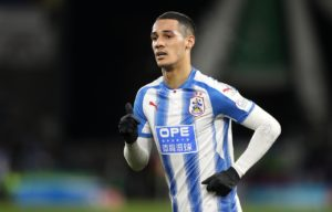 Stoke City have completed the signing of winger Tom Ince on a four-year deal from Huddersfield Town.