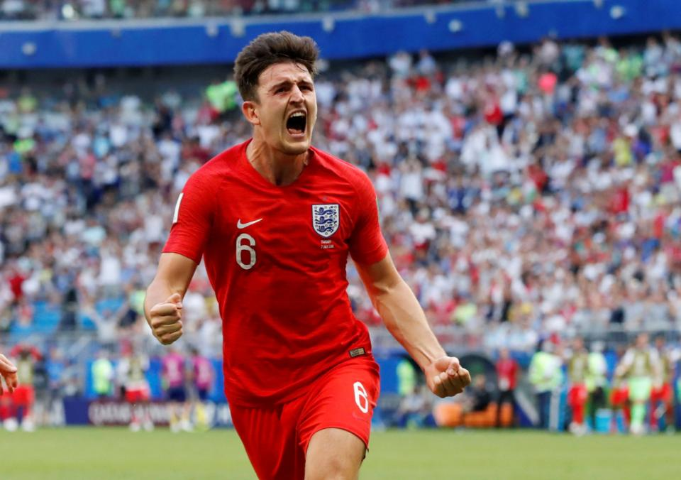 Maguire shines in russia