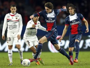 Adrien Rabiot looks set to sign a fresh deal with Paris Saint-Germain after holding talks with new coach Thomas Tuchel.