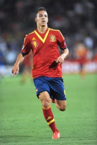 Valencia forward Rodrigo Moreno will not leave the club for money reasons and his happy to bide his time for the right club.