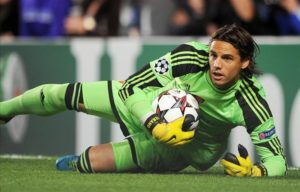 Arsenal are reported to be in advanced talks over a deal for Borussia Monchengladbach goalkeeper Yann Sommer.