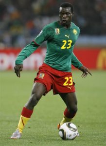 Sevilla have reportedly informed Porto they want to sign striker Vincent Aboubakar in the current transfer window.