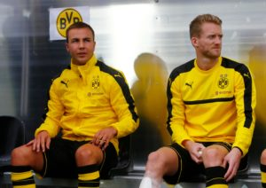 Lazio are reportedly keen on signing Andre Schurrle from Borussia Dortmund as they look to replace Felipe Anderson.