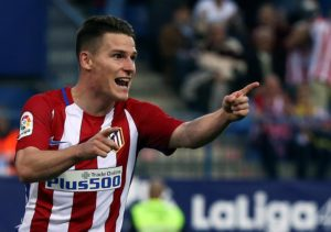 Valencia have reportedly agreed a fee with Atletico Madrid as they edge closer to signing striker Kevin Gameiro.