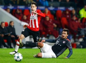 PSV Eindhoven have revealed they have given Santiago Arias permission to speak to Atletico Madrid after agreeing on a fee.