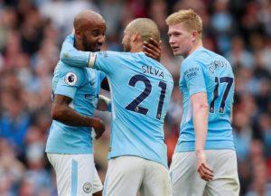 Manchester City Delph