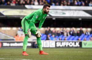 Ipswich boss Paul Hurst has said he was always confident goalkeeper Bartosz Bialkowski would sign a new deal.