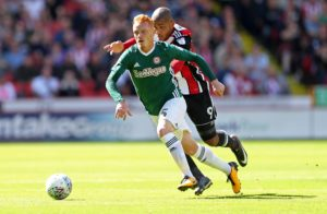 Swansea are understood to be in talks with Brentford as they look to snap up midfielder Ryan Woods.