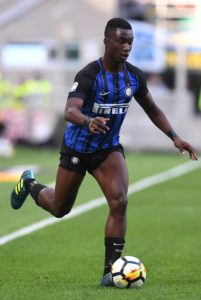According to reports in Italy, Inter will reject approaches from Monaco and West Ham for young attacker Yann Karamoh.
