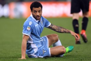 Felipe Anderson has completed his move to West Ham United from Lazio for a fee that could reportedly rise to £42million.