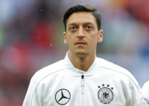 Arsenal midfielder Mesut Ozil has announced his retirement from international football with Germany in controversial circumstances.