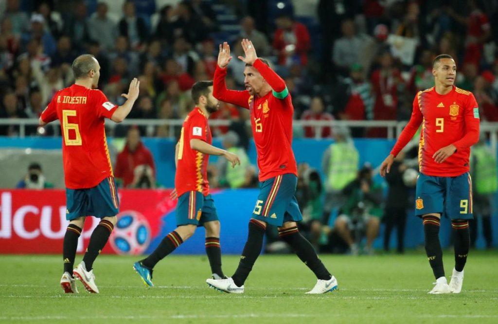 New Spain boss Luis Enrique has indicated there could be a few players making international debuts in his first game in charge.