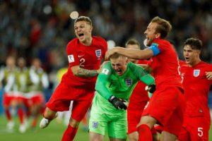 Belgium 2-0 England