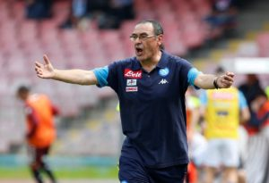 Maurizio Sarri has vowed to compete for trophies with Chelsea after being appointed as their new head coach on a three-year contract.