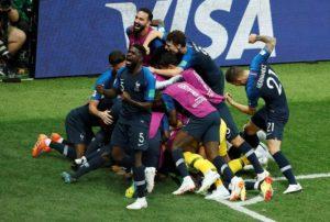 World Cup Winners 2018
